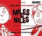 Miles & Niles 01. Hirnzellen im Hinterhalt von Mac Barnett und Jory John (2015)