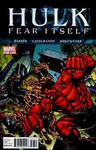 Thunderbolts #162 Comic Book Fear Itself Marvel