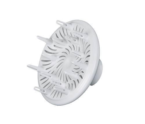 Rowenta diffusore phon asciugacapelli Premium Care Silence CV7930 HV7930
