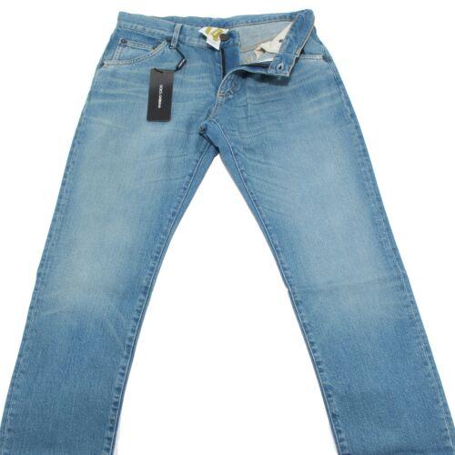 9527M jeans uomo DOLCE/&GABBANA 14 gold 5 tasche pants men