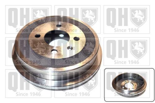 VW LUPO 1.0 Tambour de frein arrière 98 To 05 avec ABS 201.5 mm QH 6X0609617A 1S0609617