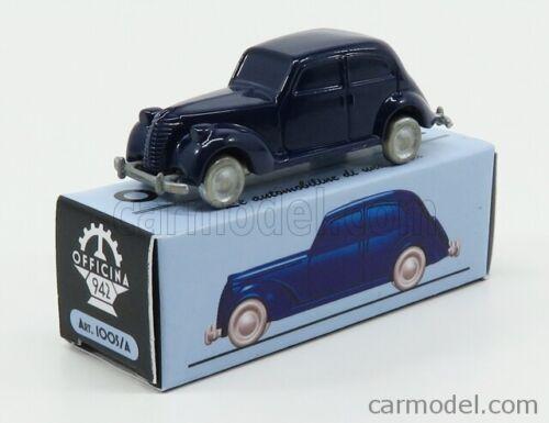 Officina-942 art1005a scala 1//76 fiat 1500d 1948 blue