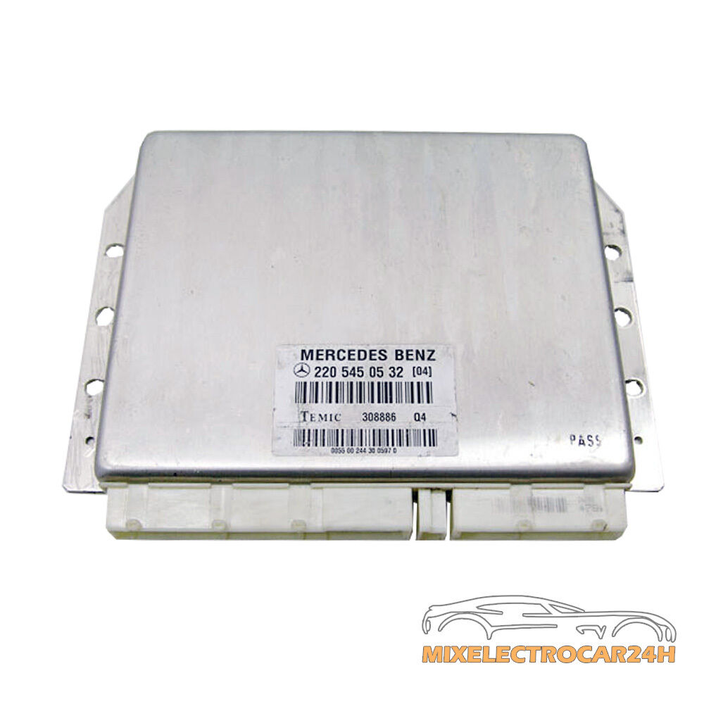 Dispositif de commande suspension pneumatique Airmatic, mercedes w220, 2205450532 36 MG