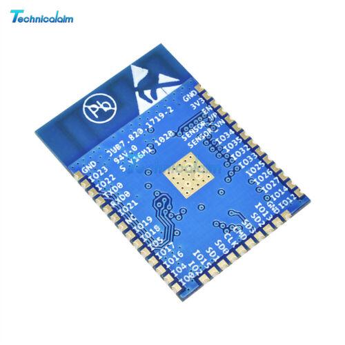 1//2//5PC ESP-32S WiFi Bluetooth Module Dual-Core CPU Ethernet Port ESP-32 MCU