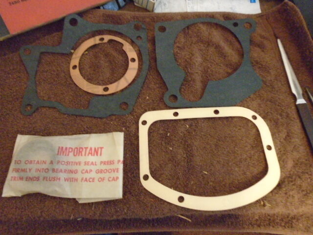 Fel-Pro MS 91484 Engine Intake Manifold Gasket Set