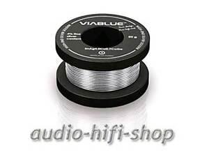 50gr Viablue Lötzinn 4% Silber Bleifrei Silberlot Neu Neue Sorten Werden Nacheinander Vorgestellt Tv- & Heim-audio-zubehör Audiokabel-stecker