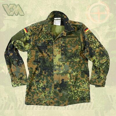 Trendmarkierung Original Bundeswehr Damen Feldbluse Jacke Flecktarn Military Angeln Bluse Gotcha ZuverläSsige Leistung