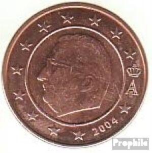 Belgien-B-2-2004-Stgl-unzirkuliert-2004-Kursmuenze-2-Cent