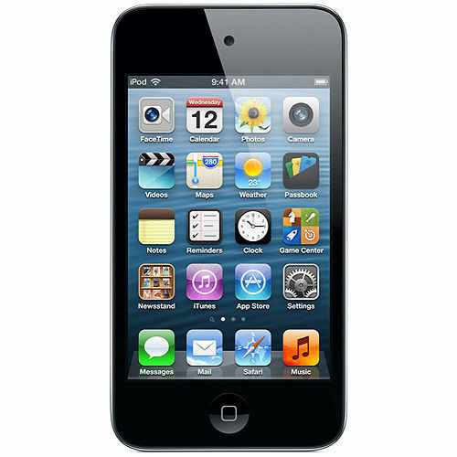 1 of 1 - New iPod Touch 4th Generation 8 GB Black MP3 PLAYER 90 Days Warranty-Sealed