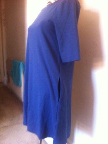 3 donna Abito di Vittadini campana sopra M nuovo 4sleev il Adrienne forma a ginocchio Taglia 10 1zq44wxF