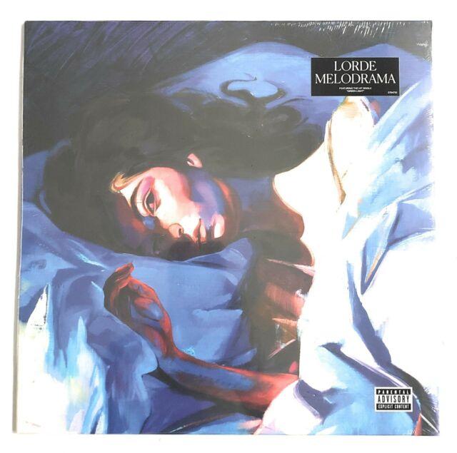 Melodrama LP by Lorde Vinyl, 2017 Virgin EMI Universal CZECH REPUBLIC BRAND NEW