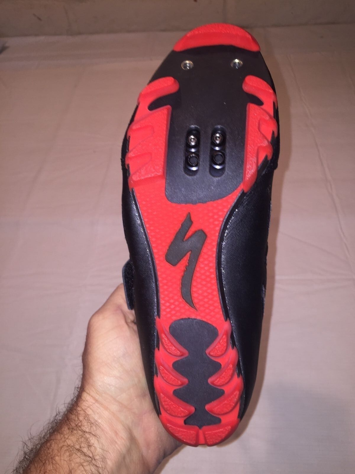 NWT  NEW  NWT Specialized Comp Mtn Cycling schuhe  Herren 6 Wmns 8 Clipless SPD Blk/ROT f202fd