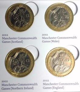 """set De Jeux Du Commonwealth 2002 £ 2 Deux Pound-angleterre, Ecosse, Pays De Galles, N Ireland""-nd,wales,n Ireland"""" Data-mtsrclang=""fr-fr"" Href=""#"" Onclick=""return False;"">afficher Le Titre D'origine Itnugydc-08005652-180348114"