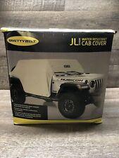 2018 2021 Jeep Wrangler Jl Smittybilt 1071 Water Resistant Cab Cover Door Flap Fits Jeep
