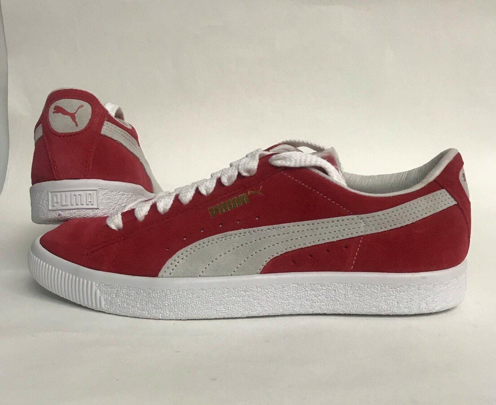 05f12e61c637c NIB size 11 PUMA Classic Sneakers red 365942-02 Men s Suede ...