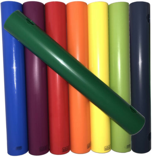 Moveandstic 25cm Rohr apfelgrün Kletterturm Spielgerüst Spielturm Baukasten MAS