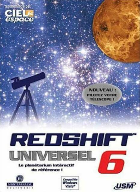 29928: Redshift 6 Universel de Collectif [Neuf]