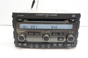 Image Is Loading 2007 Honda Pilot Radio 06 07 08 6