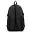 miniature 8 - New Mens Black Oxford School Backpack Satchel Laptop Casual Travel Bag 15""