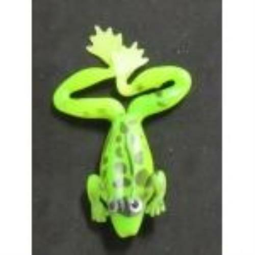 Spines Tackle Soft Plastic Frog 5 Pack