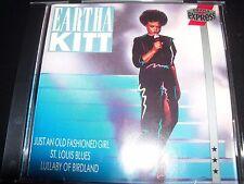 Eartha Kitt Self Titled (Ariola Express 295044) CD