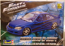 1997 Honda Civic Si Coupe Fast & Furious, 1:25, Revell 4331