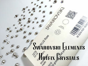 7adc5091a Image is loading Latest-2038-2078-Swarovski-Element-Hotfix-Clear-Crystal-