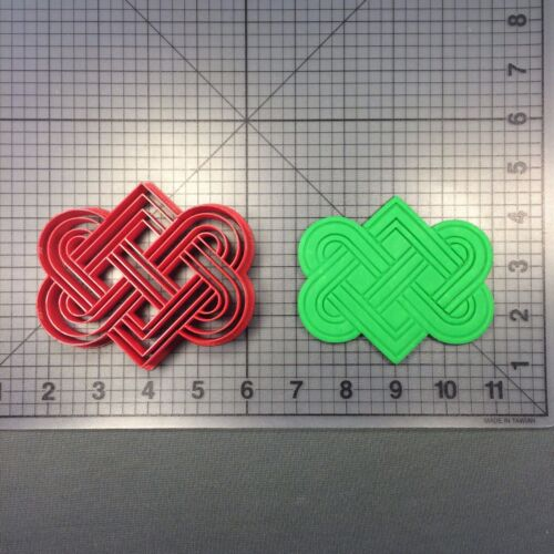 Celtic Love Knot 100 Cookie Cutter