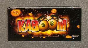 New slot machine games