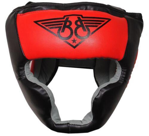 Pugilato Testa Guardia Casco MMA Allenamento Kickboxing Arti Marziali Faccia Protettore UFC