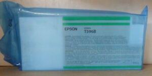 Original-Epson-T596B-Tinte-green-fuer-Stylus-Pro-7900-9900-WT-7900-ohne-OVP-D