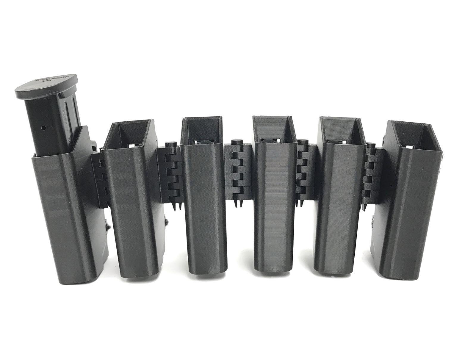 Eamp Enforcer-Sig Sauer 250, 320 Full 9 mm 10 RND seis bolsa del Mag - 0462-F