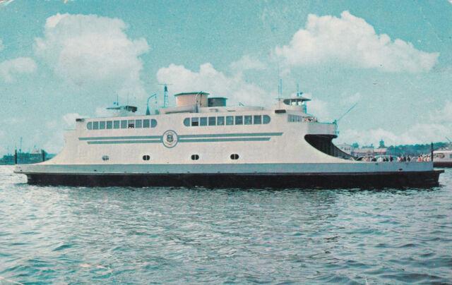 Newport/Providence Ferry Starts - Providence Daily Dose
