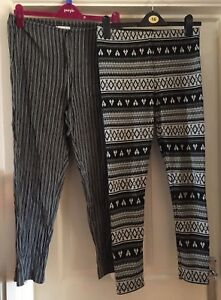 Pantaloni Co Bay Lovely Floaty Leggings taglia 12 Trading Atmosferici zrOqzwPx