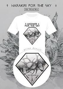 Harakiri-for-the-Sky-III-Trauma-White-Shirt-Anomalie-Selbstentleibung