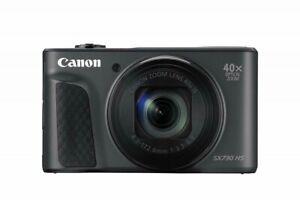 Canon compact digital camera PowerShot SX730 HS black optical 40x zoom PSSX730HS