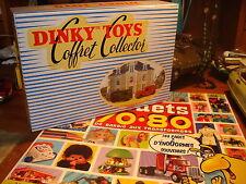 DINKY TOYS ATLAS  COFFRET COLLECTOR  N° 25 B.D  SERVICES  PUBLICS