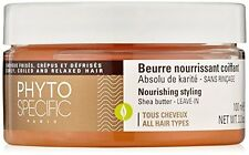 Phyto PhytoSpecific Nourishing Styling Shea Butter - Leave-In, 3.3 Oz