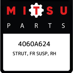 4060A624-Mitsubishi-Strut-fr-susp-rh-4060A624-New-Genuine-OEM-Part
