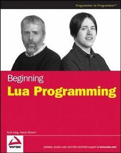 Beginning-Lua-Programming