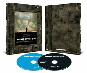 SAVING-PRIVATE-RYAN-U-S-EXCLUSIVE-STEELBOOK-4K-Ultra-HD-Blu-ray-NEW