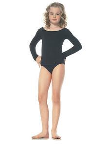 3b9f0d8c5878 Children s Kids Girls Leotard Bodysuit Long Sleeves Unitard ...