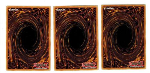 Mint 3 x Deckblockade LODT-DE060 Rare Deutsch Unlimitiert Playset