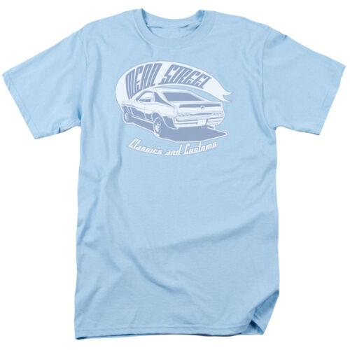 MEAN STREET CLASSICS /& CUSTOMS Adult T-Shirt All Sizes