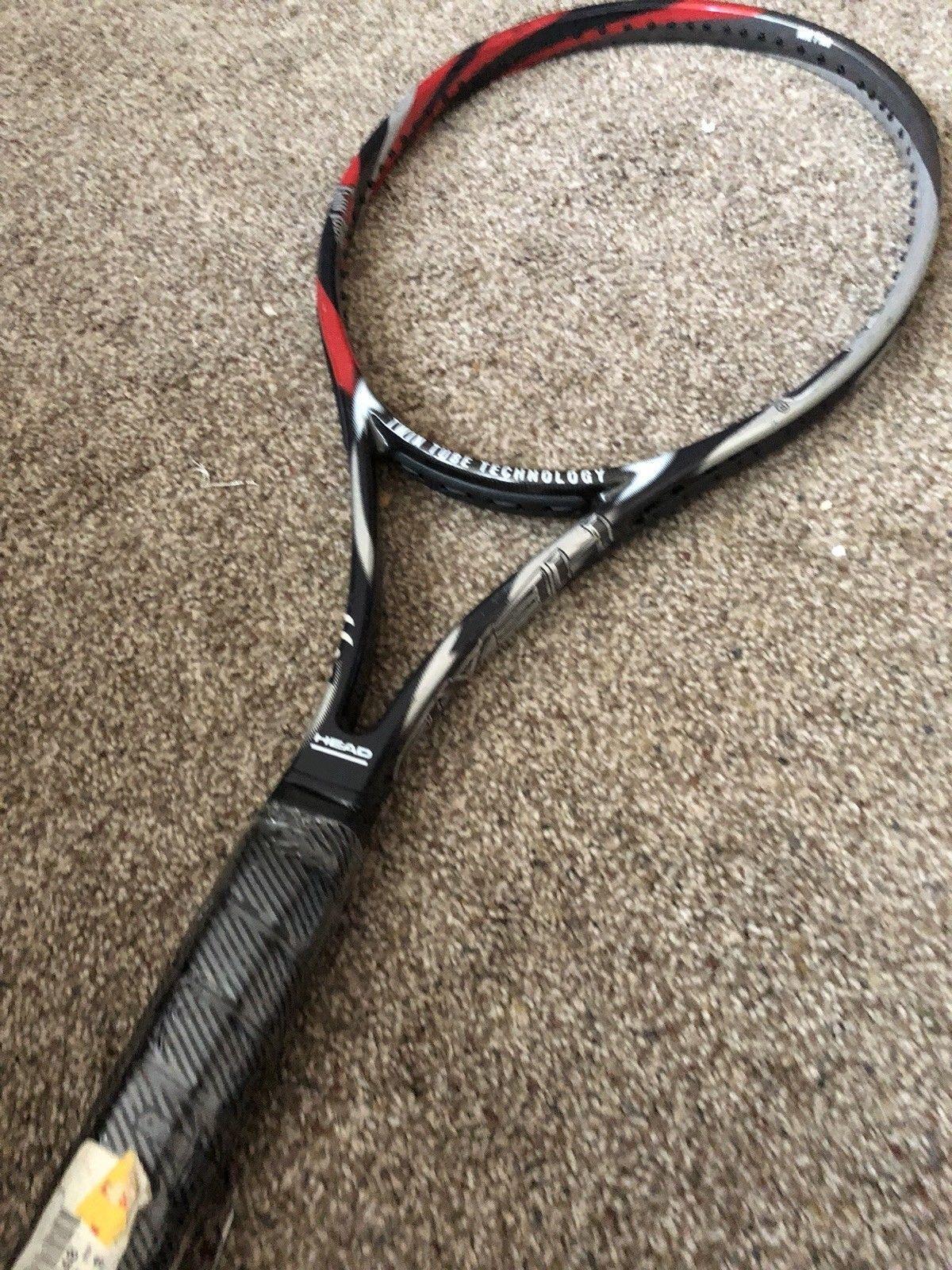 New Head Satellite Tour Midplus 102 head 4 1 2 grip Austria Tennis Racquet