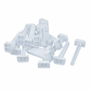 20pcs-Vertical-Mount-PCB-Board-Supporting-Slot-Guide-Rail-Holder-Bar-65mm-Height