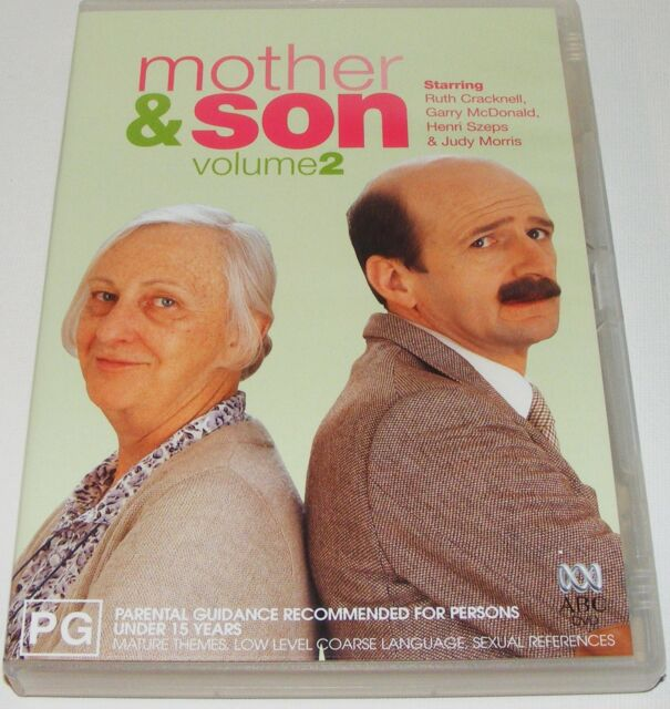 MOTHER & SON--Volume 2---(Dvd 2 Disc Set)