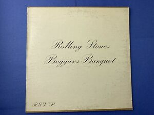The-Rolling-Stones-BEGGARS-BANQUET-LP-Vinyl-Record-Album-1968-London-Records