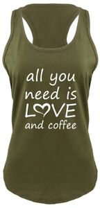 All-You-Need-Is-Love-And-Coffee-Ladies-Tank-Top-Valentines-Day-Gift-Racerback-Z6
