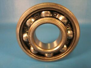 C3 Clearance 21 mm Width Open NTN   6307C3 NTN Bearing 6307C3 Single Row Deep Groove Radial Ball Bearing 80 mm OD Steel Cage 35 mm Bore ID